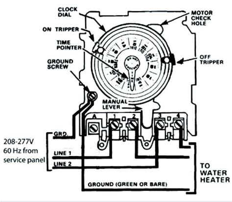 photocell with timer wiring diagram photocell light switch