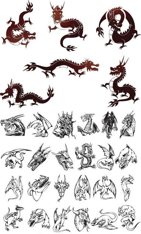 free dragon tattoo designs to print excellent free designs to print s