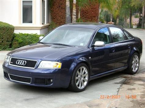 how to sell used cars 2003 audi rs 6 transmission control 2003 audi rs 6 information and photos momentcar