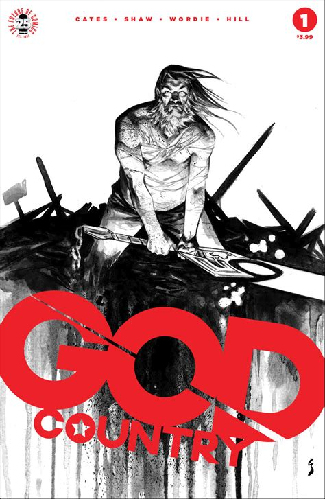 God Country image rushes all issues of god country back to print
