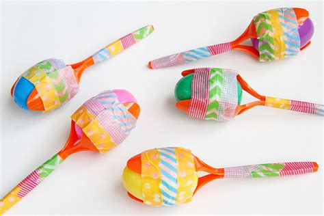 maracas craft for easy diy maracas craft