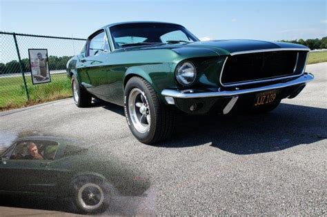what year is the mustang in bullitt 50 years significant and iconic mustang
