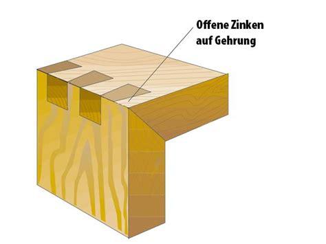 Holzschubladen Selber Bauen by Verbindungstechniken Im M 246 Belbau Bauhaus 214 Sterreich