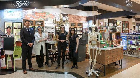 el corte ingles cosmetica la marca de cosm 233 tica neoyorquina kiehls abre una boutique