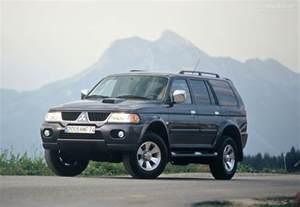 2005 Mitsubishi Pajero 2005 Mitsubishi Pajero Sport Pictures Information And