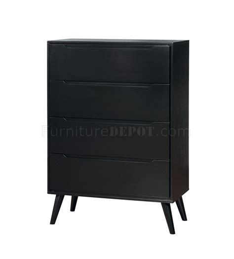 fabric headboard bedroom sets lennart cm7387bk 5pc bedroom set in black w fabric headboard