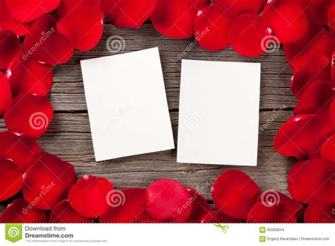 valentines day photo frame valentines day blank photo frames stock photo image