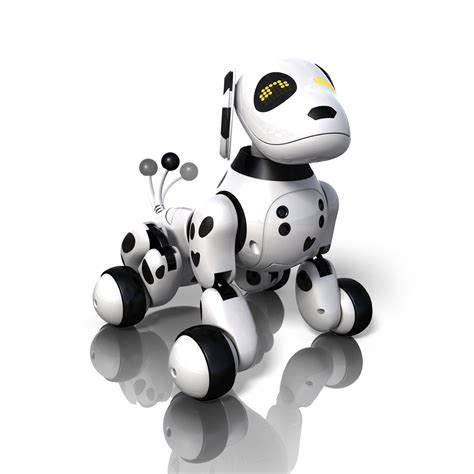 robot puppy zoomer best robotic toys discover the worlds best robot toys
