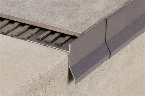 impermeabilizzazione piastrelle profili per balconi e terrazze profilpas qualit 224 e