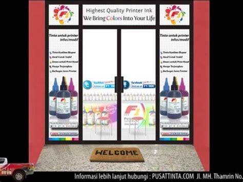 Tinta F1 Made In Indonesia f1 ink membuat indonesia bangga