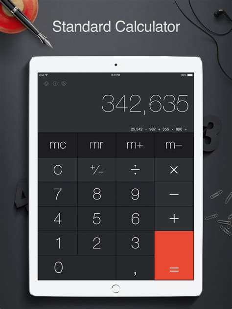 Calculator On Ipad | calculator pro for ipad free smart calculator on the app