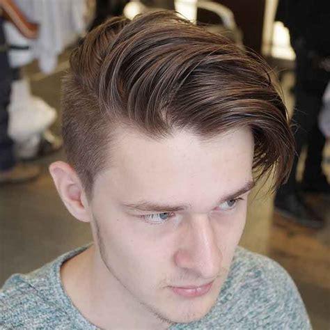 gaya rambut undercut pendek model potongan keren