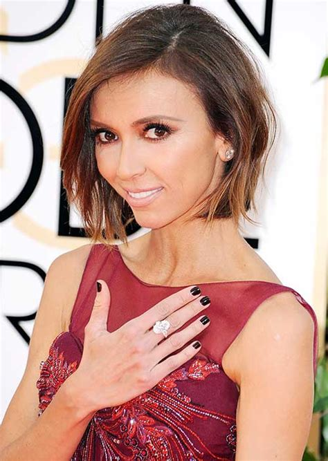what did guliana rancic sat about hairstyle giuliana rancic hair shaved fashion police giuliana