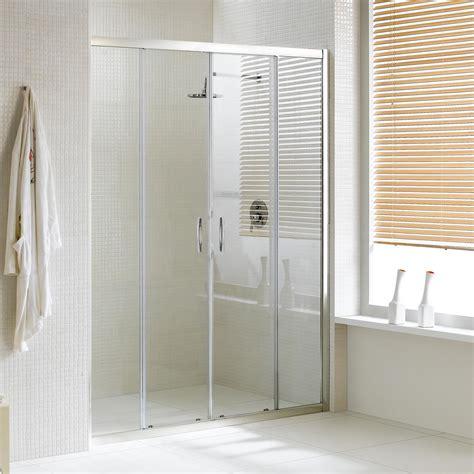 porta doccia vetro porta doccia con due ante scorrevoli per nicchia h 185 198