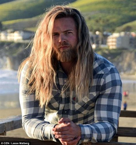 who is short blonde viking on vikings norwegian navy officer lasse matberg who looks like a