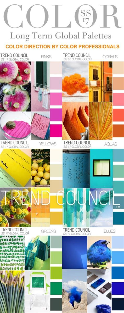 trending color palettes 2017 122 best images about ss 2017 trends on pinterest tibet