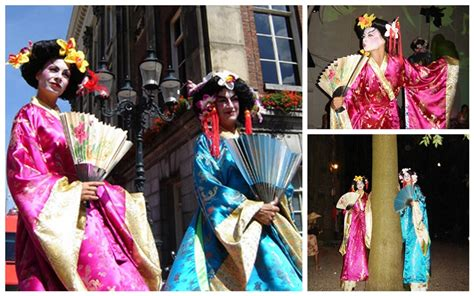 Oosterse Wandlen by Primaentertainment Nl Thema Chinees Entertainment