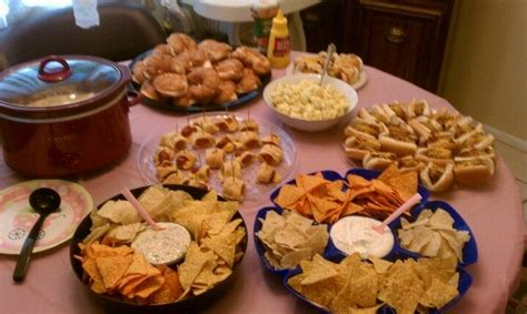 Popular Baby Shower Foods by Baby Shower Food Ideas March 2015