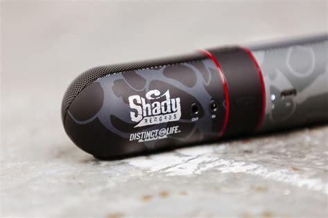 Shady Beats Sunglasses With Built In Speaker by 三強聯手 音樂無線 Shady Records X Distinct X Beats By Dre