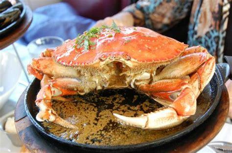 crab house pier 39 garlic flavoured dungeness crab at crab house in pier 39 picture of crab house at