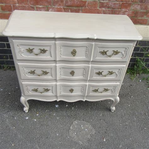 Decorative Drawers by Decorative Painted Chest Of Drawers Antiques Atlas