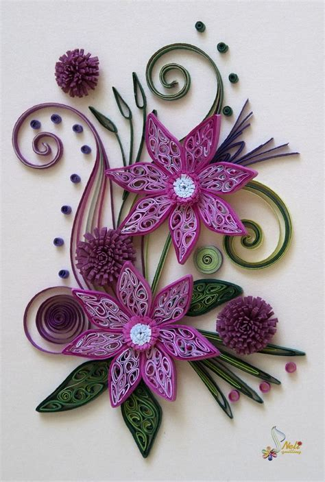 Paper Flower Designs - 28 best quilling images on paper quilling