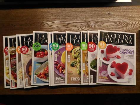 rivista cucina italiana lotto 36 riviste di cucina cucina italiana a cuneo
