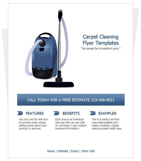 Free Carpet Cleaning Business Cards Templates by Free Cleaning Flyer Templates Http Www Cleaningflyer