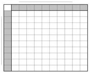 free printable football squares template paper