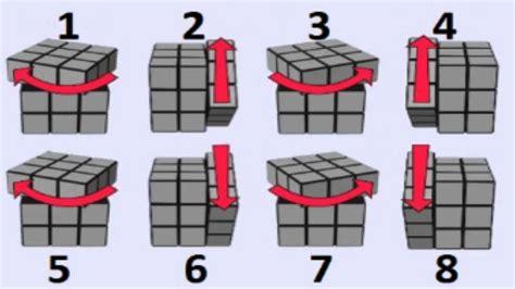 tutorial cubo rubik paso a paso cubo de rubik paso 6 eliascuestas youtube