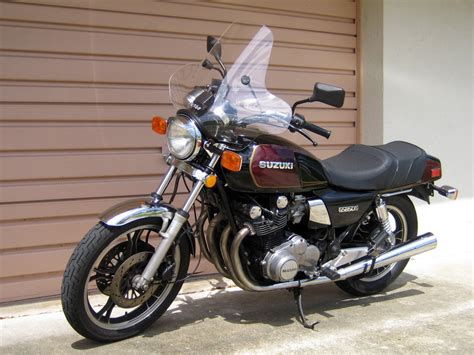1983 Suzuki Gs850 1983 Suzuki Gs850g By Claimjumper On Deviantart