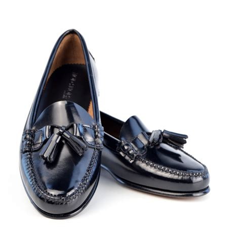 loafers with tassel black tassel loafer with leather sole the