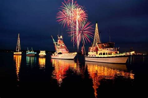 fireworks boat parade planned for light up the night in - Motorboat Band Newport Beach