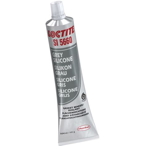 Loctite Sealer Rtv 5699 Grey Silicone 80ml loctite 5660 premium silicone grey gasket maker sealant 80ml metal plastic ebay