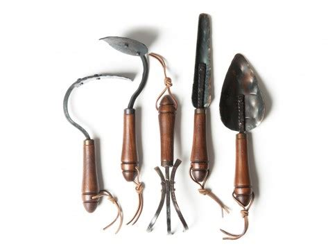 Handmade Garden Tools - gardening tools from fisher blacksmithing