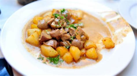 recette facile a cuisiner rognons de veau au porto une recette traditionnelle