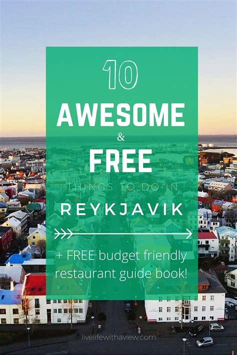 Reykjavik Just Feels Happier Here by 10 Awesome And Free Things To Do In Reykjavik With