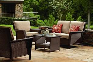 covered outdoor seating patio deep seating patio furniture home interior design