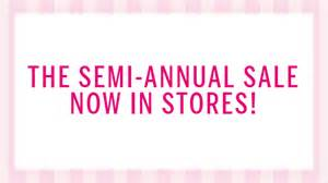 Sale Alert Victorias Secret Semi Annual Sale by S Secret Semi Annual Sale Save Up To 75
