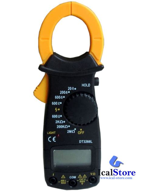 Alat Ukur Ac Listrik Voltmeter Digital Stop Kontak Pln T1310 tang ere digital cl meter dt3266l ical store ical store