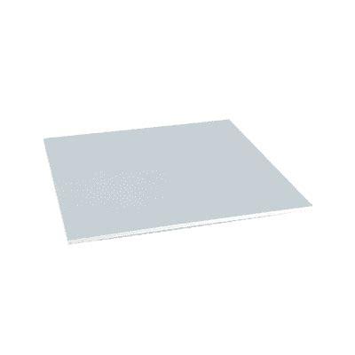 spessore controsoffitto pannello controsoffitto activair 60 x 60 cm spessore 9 5