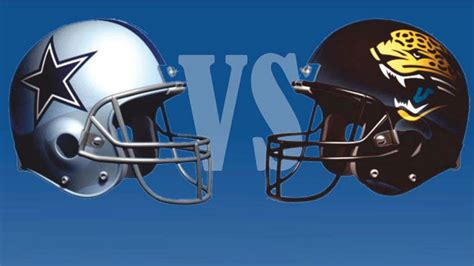 jaguars vs cowboys 2014 week 10 nfl odds cowboys and jaguars look for a win