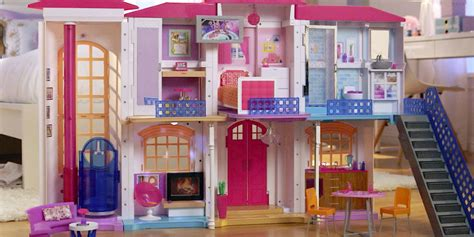 barbies dream house new barbie hello dreamhouse operates via voice command 2018