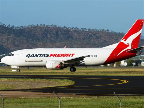 qantas to fly six strong postal freighter fleet ǀ air cargo news