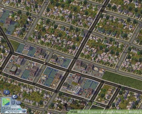 ultimate simcity layout 4 ways to create a successful region in simcity 4 wikihow