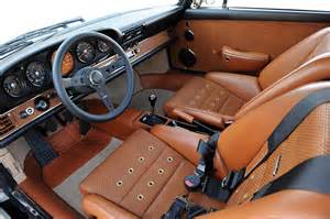 Colorado Upholstery Here S Why The Singer Porsches Are The Best 6speedonline