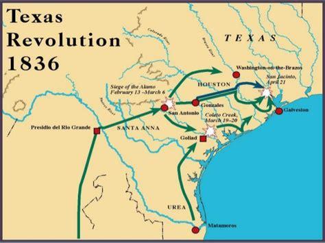 republic of texas map 1836 s history manifest destiny