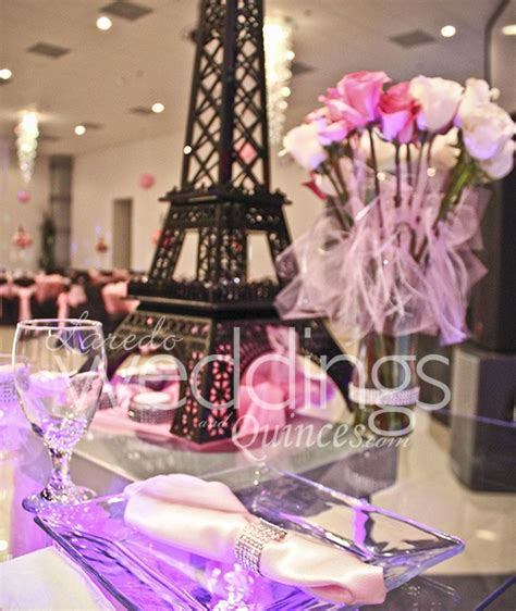 quinceanera themes paris paris theme quinceanera centerpieces paris balck for