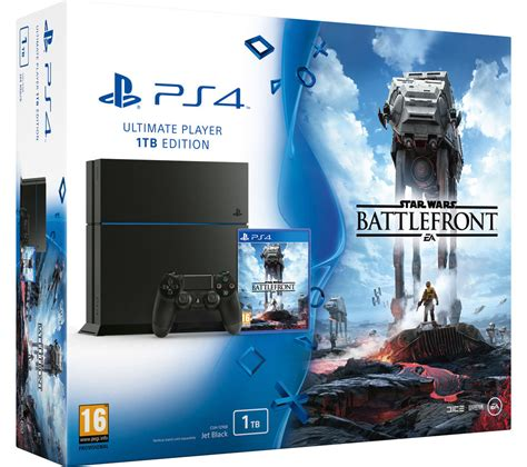 Bettlefront Starwars Ps4 Digital Playstation 4 sony playstation 4 wars battlefront deals pc world