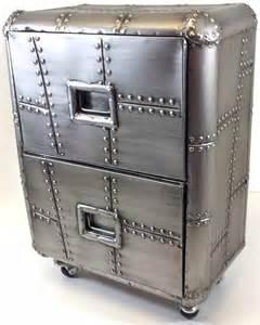 industrial metal furniture small industrial drawers